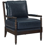 Revel Upholstered Vinyl Armchair