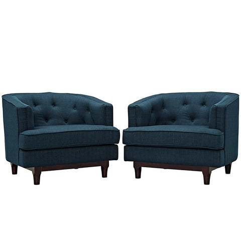Coast Armchairs Set of 2