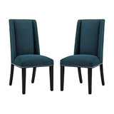 Baron Set of 2 Fabric Dining Chair