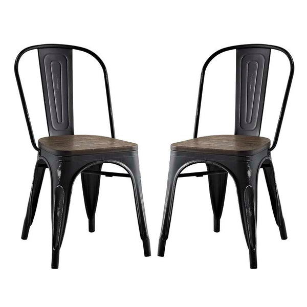 Promenade Set of 2 Dining Side Chair