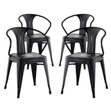 Promenade Set of 4 Dining Chair