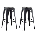 Promenade Set of 2 Bar Stool