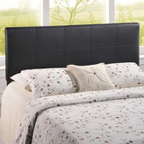 Oliver Full Upholstered Vinyl Headboard