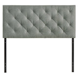 Theodore Twin Upholstered Fabric Headboard