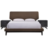 Bethany 3 Piece Queen Bedroom Set