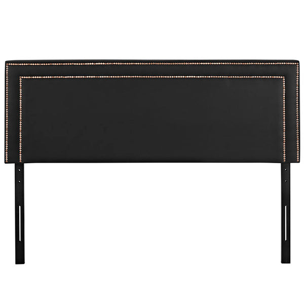 Jessamine Queen Upholstered Vinyl Headboard
