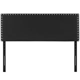 Phoebe King Upholstered Vinyl Headboard