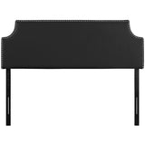 Laura Full Upholstered Vinyl Headboard