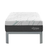 "Elysse Twin CertiPUR-US® Certified Foam 12"" Gel Infused Hybrid Mattress"