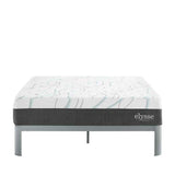 "Elysse King CertiPUR-US® Certified Foam 12"" Gel Infused Hybrid Mattress"
