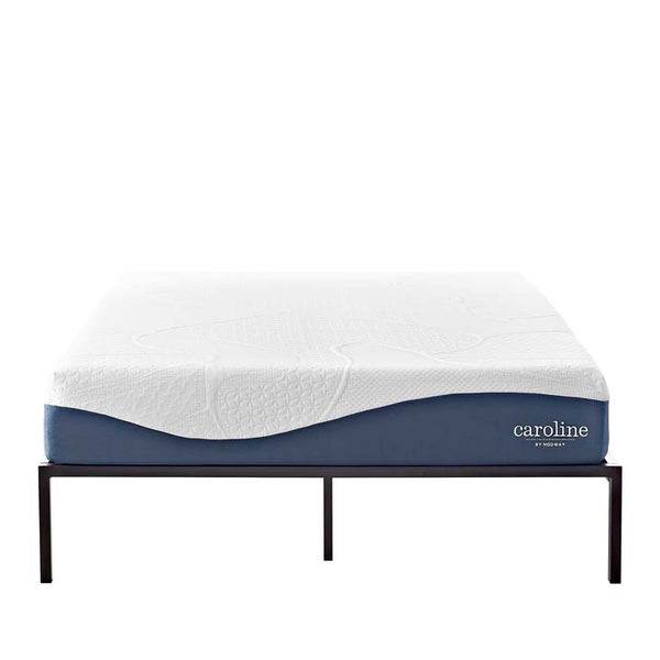 "Caroline 10"" Queen Memory Foam Mattress"