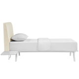 Tracy 3 Piece Twin Bedroom Set - MOD-5784-WHI-BEI