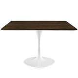 Tulip table replica - square dining table