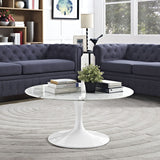 Tulip Table Replica - Round Coffee Table