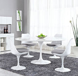 Tulip Table Replica -Round Dining Table