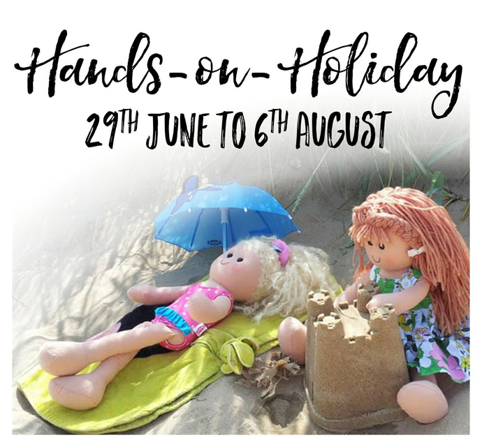 Dress-a-doll's Hands-on-Holiday