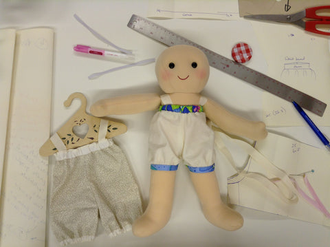 rag doll choose her clothes your self, bespoke, create your own rag doll, customise your doll