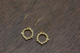 AMousse large sparkles earring on ear wire