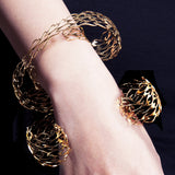 Heart Bangle 3D Dimension