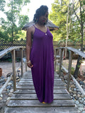 💜 The Harem Maxi in Purple 💜