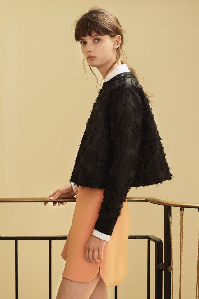 victoria beckham Pre Spring 2016. Photo: Honestly WTF