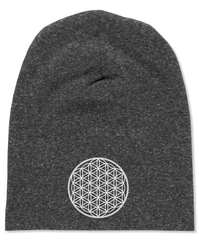 Flower Of Life Eco Beanie