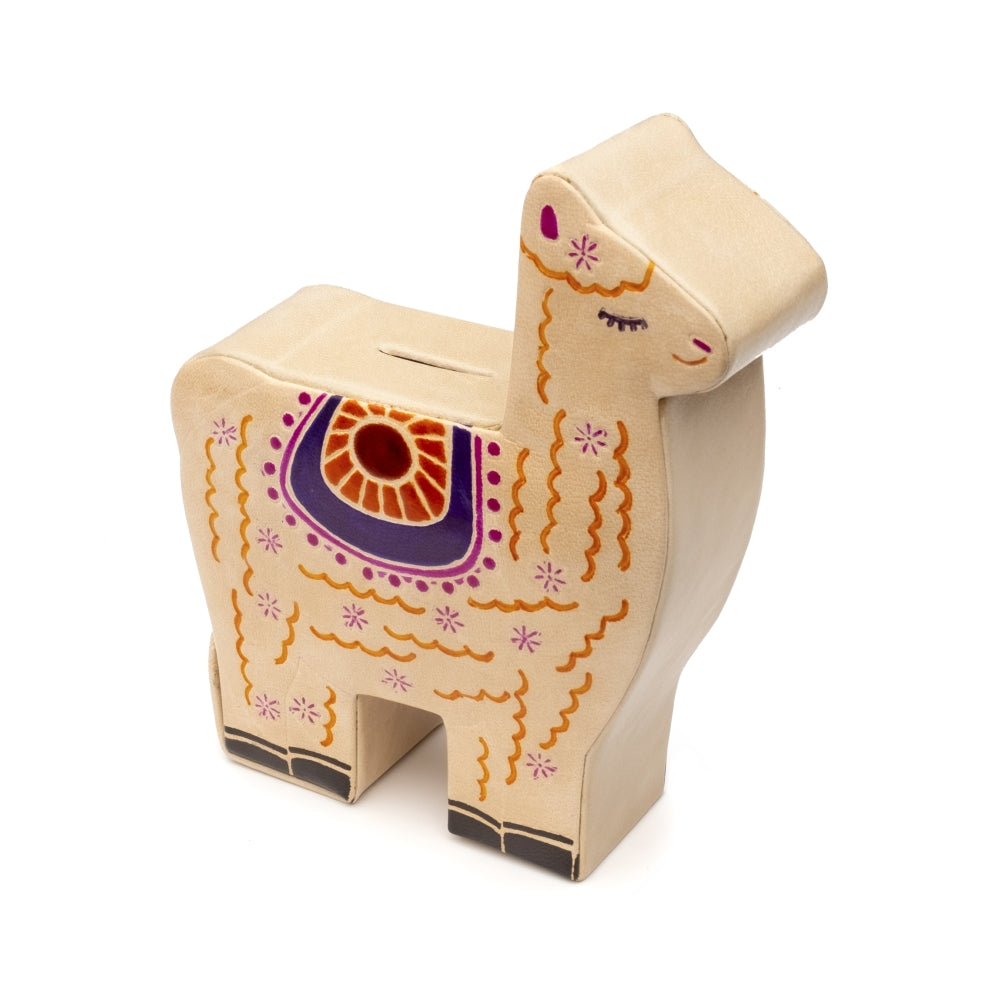 Leather Llama Bank