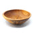 9-Inch Handcarved Olive Wood Bowl
