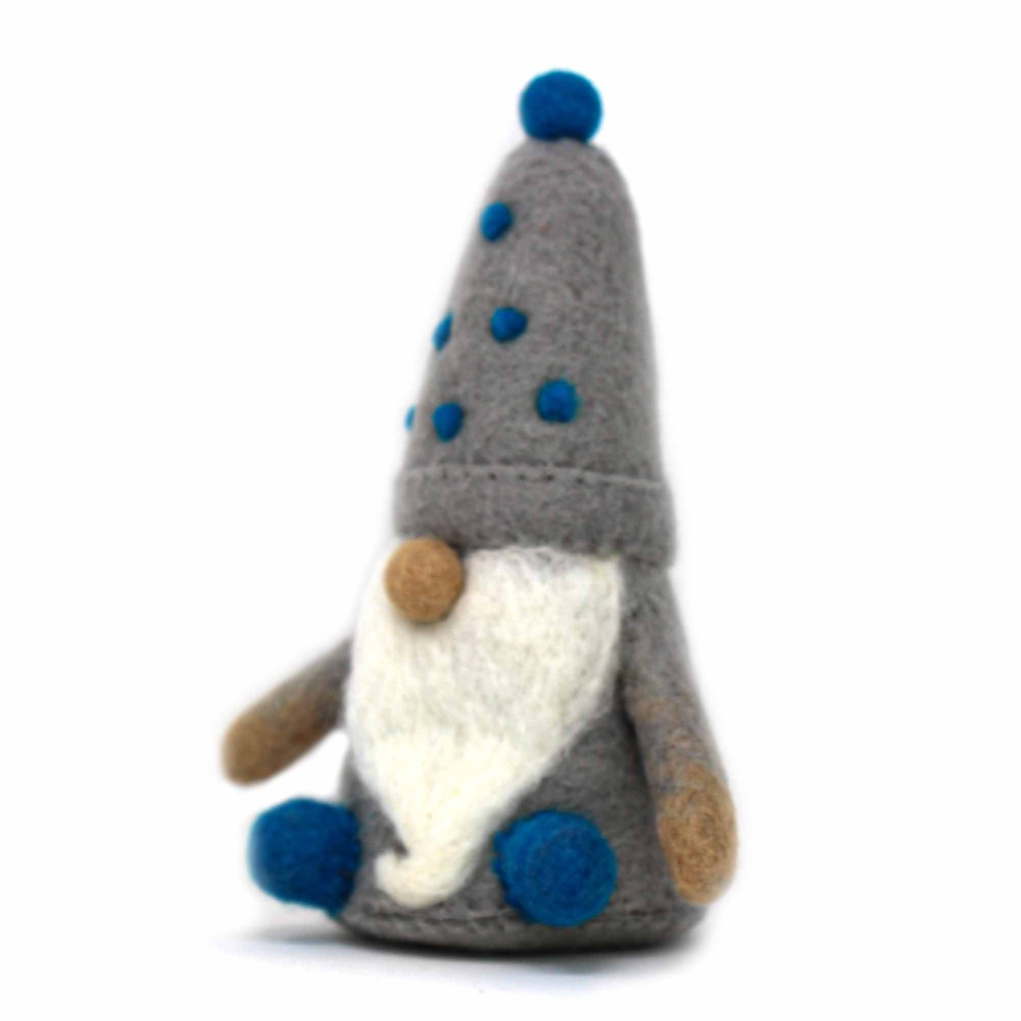 Winkle Gnome, Winter Blues