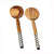 11-Inch Olive Wood Salad Serving Set