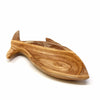 Olive Wood Plate - Fish Shape