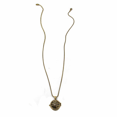 Diffuser Necklace - Inner Flower