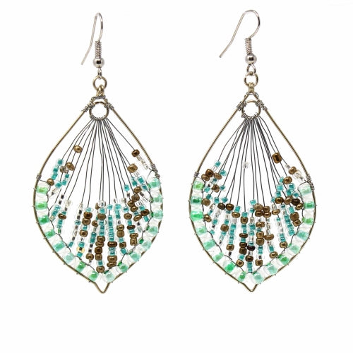 Cleo Earring - Sea