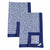 Kitchen Towel Jaipur Blue, Set of 2