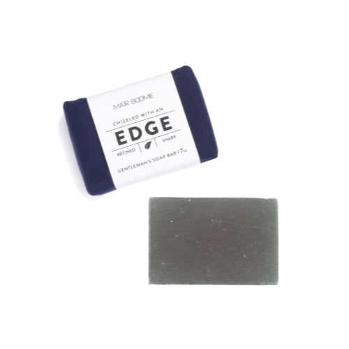 Gentleman's Soap Bar - Edge