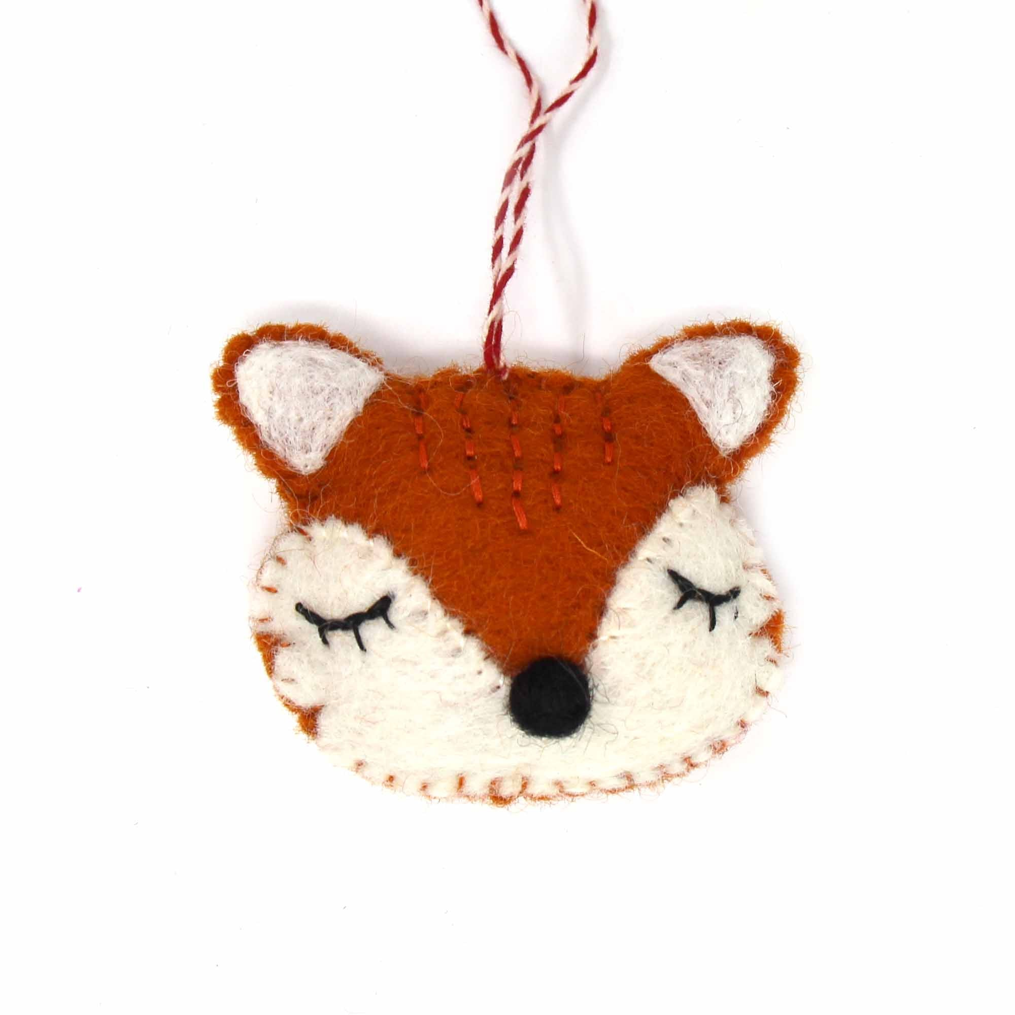 Christmas Ornament: Fox