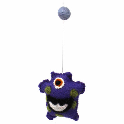 Felt Monster Mobile