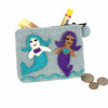 Handcrafted Mermaid Coin Pouch