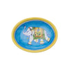 Blue Pottery Elephant Soap Dish - Turquoise