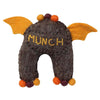 Felt Earth Tooth Monster Pillow
