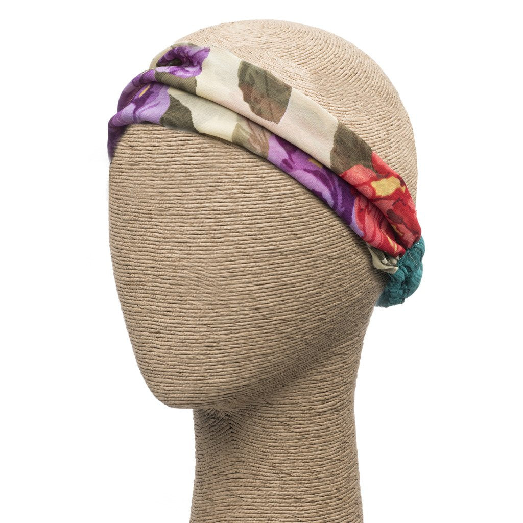 Cabana Sari Headband- Assorted