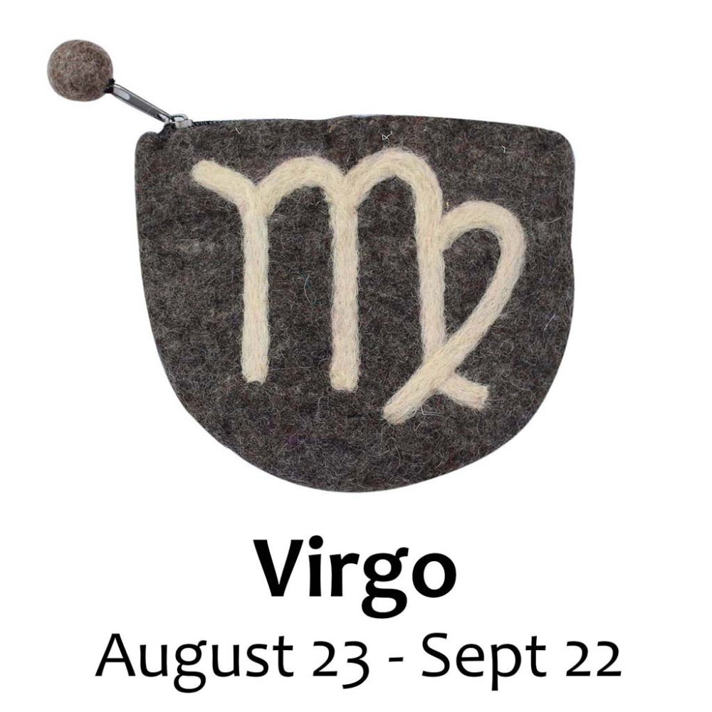 Zodiac Purse, VIRGO