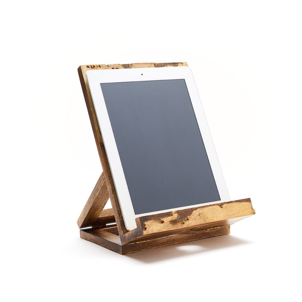 World Tablet and Book Stand