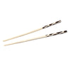 Set of 2 Pairs Batiked Bone Chopsticks