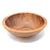 7.5-Inch Hand-carved Olive Wood Bowl