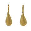 Earrings: Brass Drops