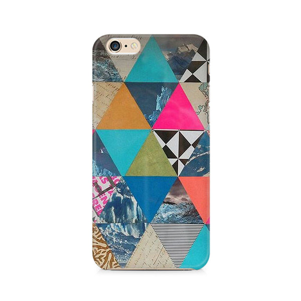 Ek Number Abstract Fusion Hex Premium Printed Case For Apple iPhone 6/6s