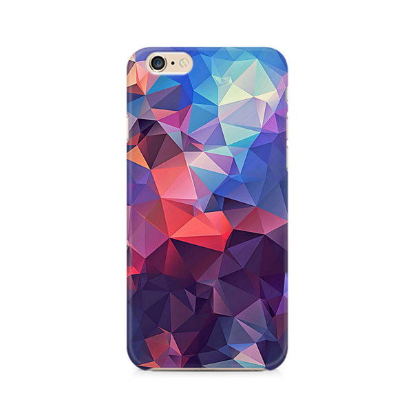 Ek Number Abstract Fusion Triangle Premium Printed Case For Apple iPhone 6/6s