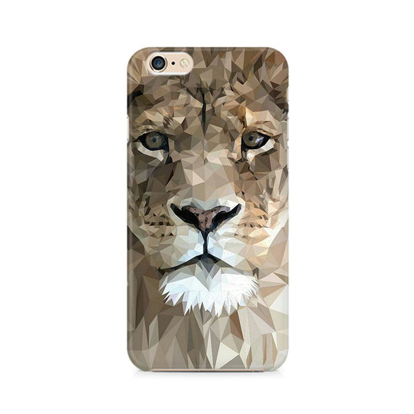 Ek Number Abstract Lion Premium Printed Case For Apple iPhone 6 Plus/6s Plus