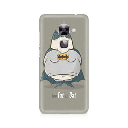 Ek Number Too Fat to Bat Premium Printed Case For LeEco Le 2